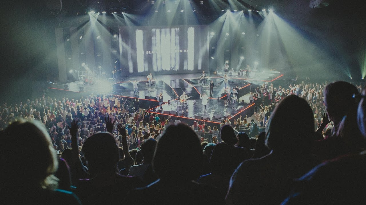 Download Be Enthroned | Live at Cherish 2016 | LIFE Worship