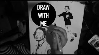DRAW WITH ME: PLAYBOI CARTI
