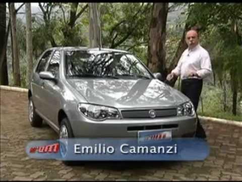 Vrum testa o Fiat Palio Economy
