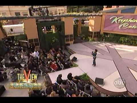 Keyshia Cole- You Complete Me (Live on the View)