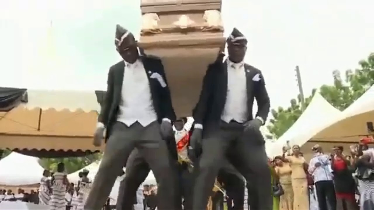 LORDFRON / COFFIN DANCE MEME