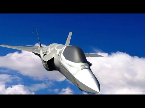 DARPA - Air Warfare Concept For Highly Contested Environments Combat Simulation [720p]