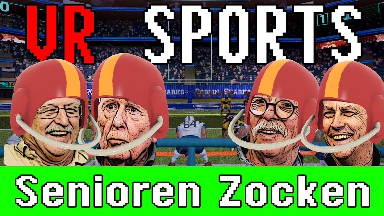 Senioren Spiele Sport