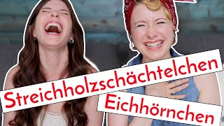 50 HARDEST GERMAN WORDS TO SAY!!???