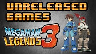 Unreleased Games | Mega Man Legends 3