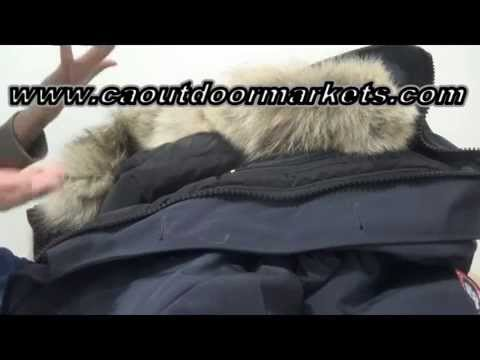 Top Quality Replica Canada Goose Jacekets Chateau Mens XL Review
