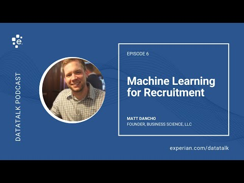 Machine Learning to Reduce Employee Attrition @mdancho84  #DataTalk