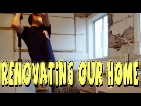 RENOVATING OUR HOME TO GET OUT OF DEBT