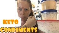 HOMEMADE RACH | YUM YUM SAUCE | The best keto condiments