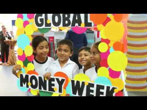 Día dos de la Global Money Week El Salvador 2018