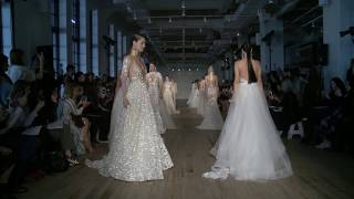 Berta S/S 2019 Collection Runway Show @ NYBFW New York Bridal Fashion Week