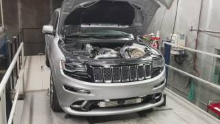 2015 Jeep SRT-8 w/ Arrington 6.4 based 426 Stroker & Arrington Single Turbo Setup