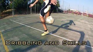 Messi, C.Ronaldo, Ronaldinho ● Best Dribbling Skills Freestyle 2015 - 2016 ● FIFA street