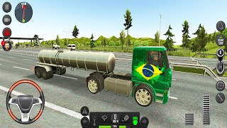 Brazilian Truck Driving - Truck Simulator 2021 - Android GamePlay  #2