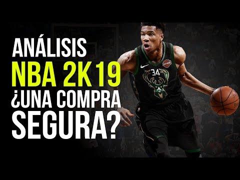 NBA 2K19, ANÁLISIS - ¿Merece la pena este año?
