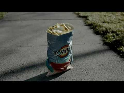 Tostitos Scoops TV Spot, Booyah Song  Yolanda Be Cool