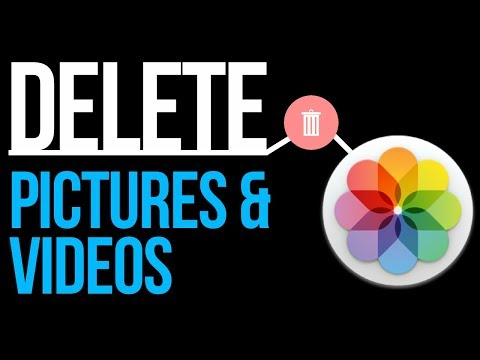 How To Delete Pictures & Videos In Photos For Mac | MacBook, IMac, Mac Mini, Mac Pro