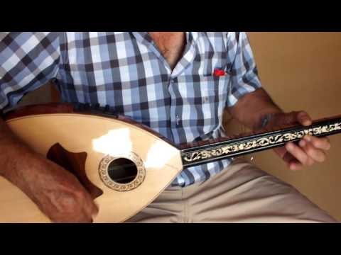 NURAL :: ARAB STRING INSTRUMENT ACOUSTIC BUZUQ WITH  EQUALIZER NEW !!!!