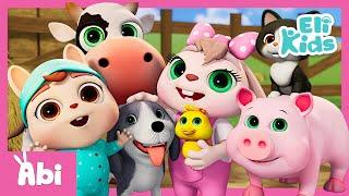 Baby's Farm Trip | BINGO | Eli Kids Songs & Nursery Rhymes Compilation