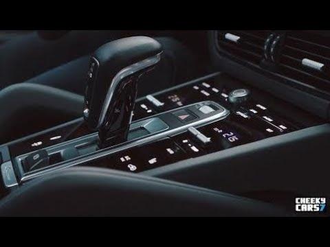 2018 Porsche Cayenne TEST DRIVE / INTERIOR