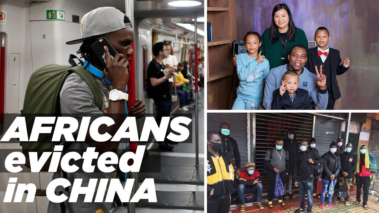 Black Africans evicted from their homes, hotels in China by Chinese government