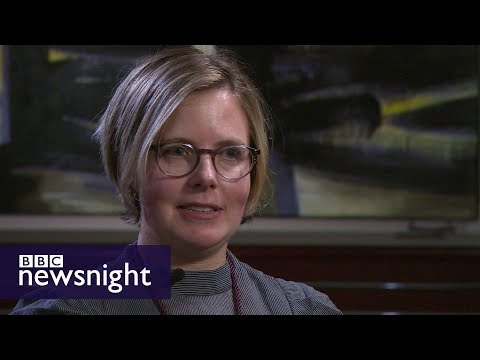 House of Commons clerk speaks out on bullying - BBC Newsnight