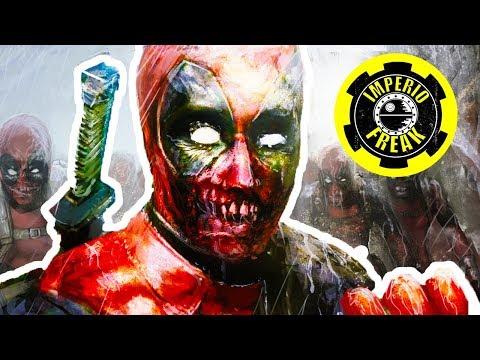 ¡DEADPOOL contra los Zombies! - Historia Completa (VIDEOCOMIC NARRADO)