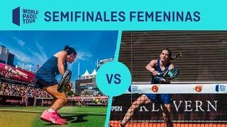 Semifinal Josemaría/Nogueira Vs Sánchez/Salazar Euro Finans Swedish Padel Open