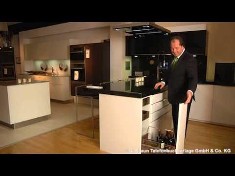 KüchenDesign Dieter Schrader Bad Krozingen - YouTube