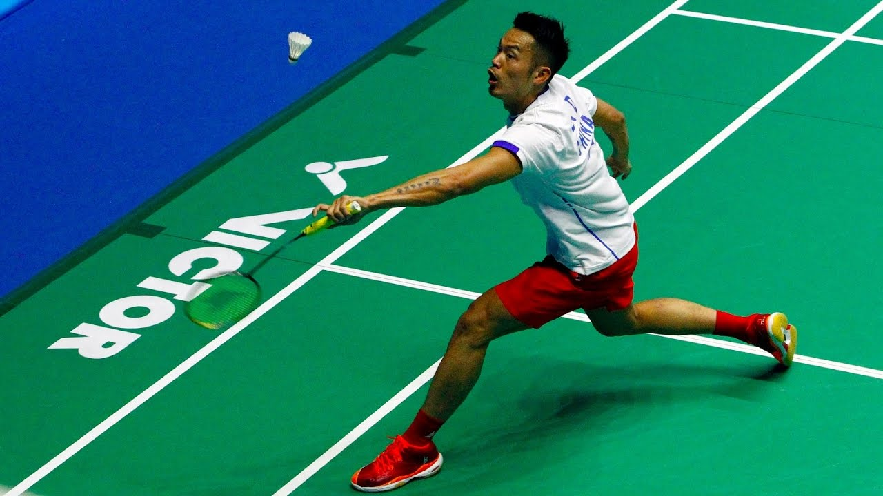M sia Open 2017 Lin Dan says impossible to have service review in
