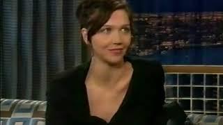 Maggie Gyllenhaal Interview - 1/2/2003