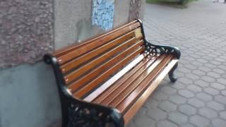 Интересные места в Омске(Интересные места в Омске. Гуляли по скверу где проходит выставка Флоры, решили найти место где можно немног..., 2016-08-29T09:41:32.000Z)