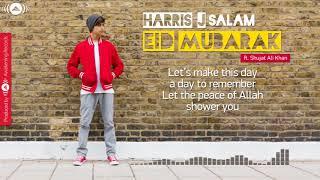 Download lagu Harris J||   Eid Mubarak Ft | Shujat Ali Khan | full lyrics video song