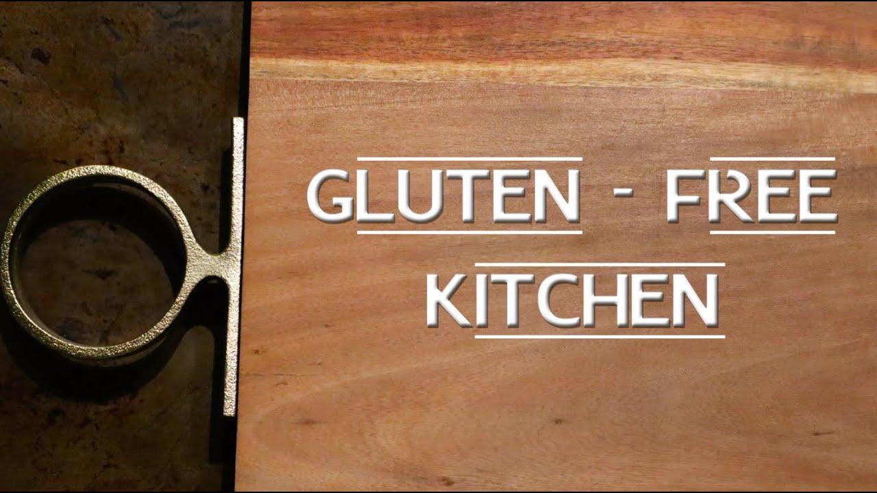 Gluten Free Kitchen Trailer (2020)!