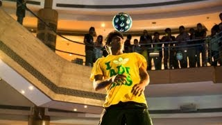 Freestyle Football Qualifier - Red Bull Street Style 2013 India