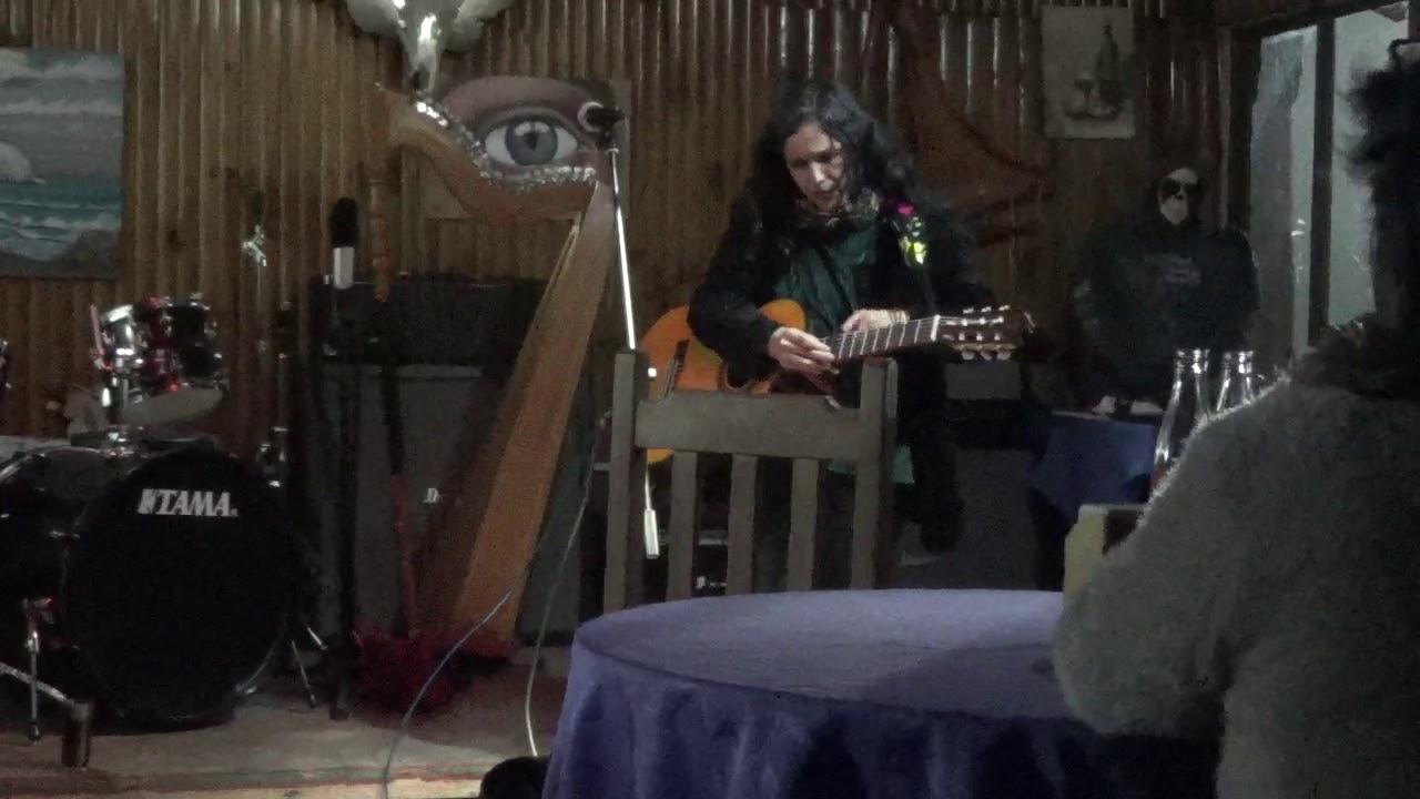 Evelin Cornejo En Constitucion La Terraza Restobar Youtube