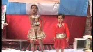 Child Dance pero me bandhan hai
