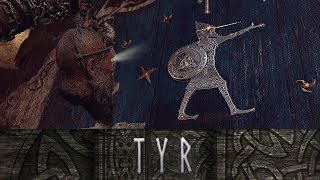God of War - The Story of Tyr the Norse God of War