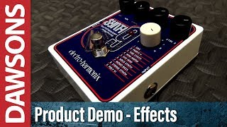 Electro Harmonix Synth9 Synthesizer Machine Review