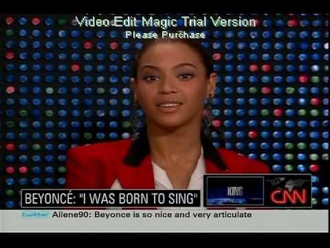 Beyonce on Rihanna and Chris Brown