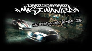 Need for Speed: Most Wanted (PC) | Walkthrough Part 26 - Blacklist #8 [HD]