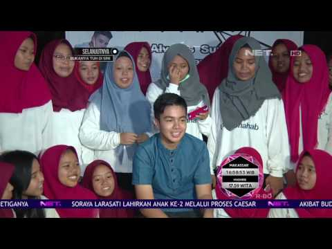 Umay Buka Puasa Bersama Fans