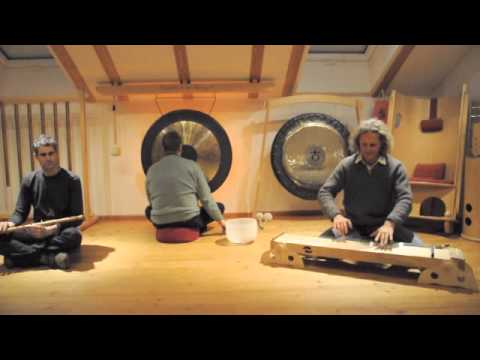 Ensemble-2 - Musical Meditation with Flute, Gong, and Monochord