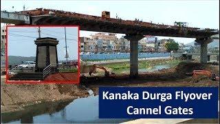 Kanaka Durga Flyover, Vijayawada, Amaravati, Amaravathi  Cannel Gates Latest updates
