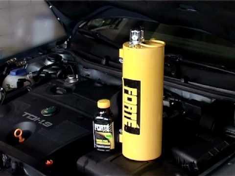 Modernistyczne Procedura Forté - czyszczenie układu zasilania paliwa w silnikach YJ62