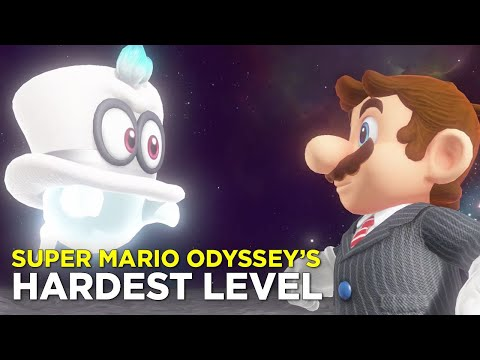 Super Mario Odyssey: How to Beat the Game's HARDEST LEVEL
