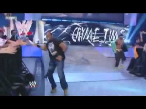 WWE - The Last Entrance of Cryme Tyme