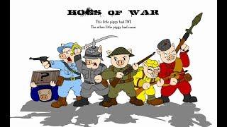 PS1 Gauntlet [Hogs of War] (Yettich) часть 39 - Продвижение по Службе