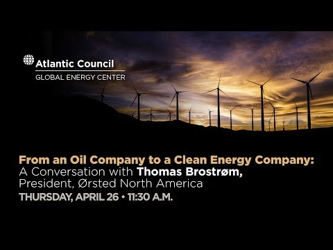 From an Oil Company to a Clean Energy Company