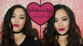 Romantic Date Night Makeup Tutorial | Affordable Drugstore